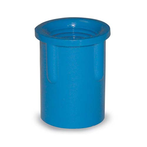 """EMERALD PVC Blue Female Thread Adaptor Available in:  - ½"""" - ¾"""""""