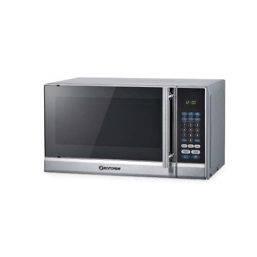 BOSTON BAY Microwave Oven • Digital • 1200W rated power • 20L capacity • Silver Code: P70B20AL-G3