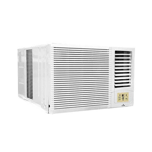 "BOSTON BAY Description: Air Conditioner 1.5 HP Voltage: a.c. 230V, 60Hz, 1 Ph ""T"" Cooling capacity: 12130Btu/h Rated current: 7.5A Rated power: 1600W Code: MWF-12CR-NB7"