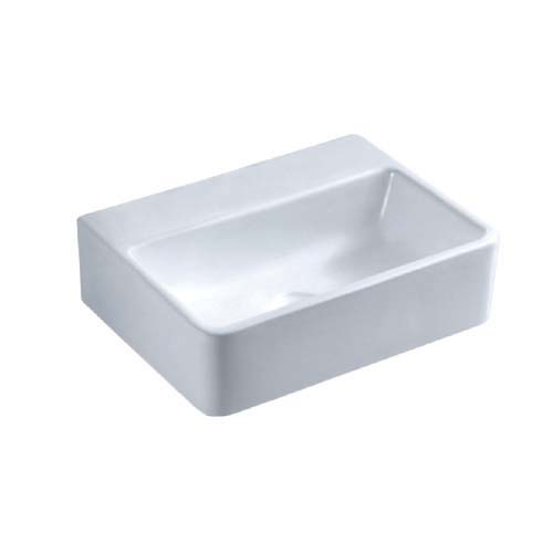 LA FONZA Lavatory • Rectangle • White Size: 400 x 295 x 115 mm Code: K237
