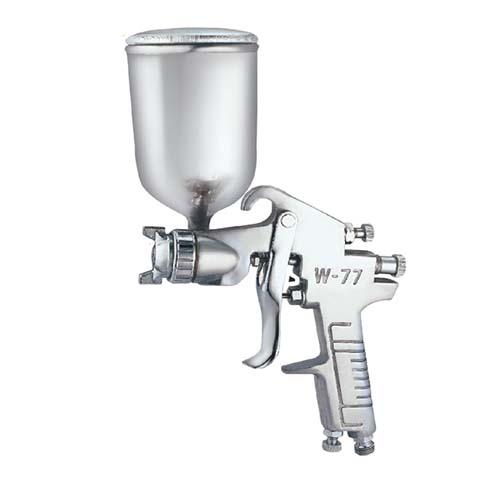 HAUSMANN Air Spray Gun • Ø 1.5 mm nozzle  • 6 cfm air consumption Code: W-77G