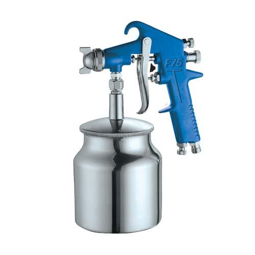 HAUSMANN Description: Air Spray Gun Nozzle (mm): Ø 2.0 Air consumption (cfm): 6 Code: F-75S