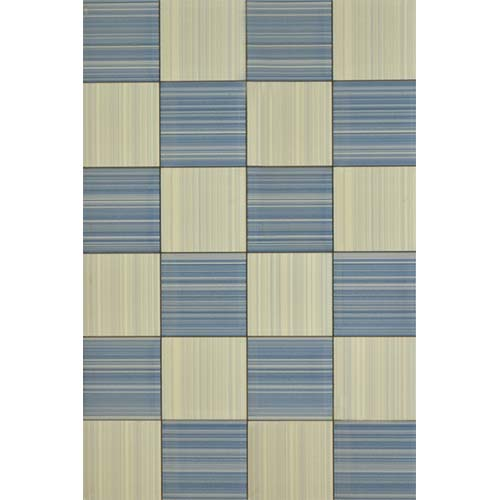 ROMANO Ceramic Wall Tiles • Classic series •Inkjet printing • Mosaic blue Size: 20 x 30 cm Code: GP2033B