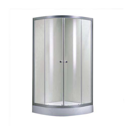 RAVONI Description: Shower Enclosure Size: 900 x 900 x 1950mm Thickness: 4mm Code: KDL-L1058