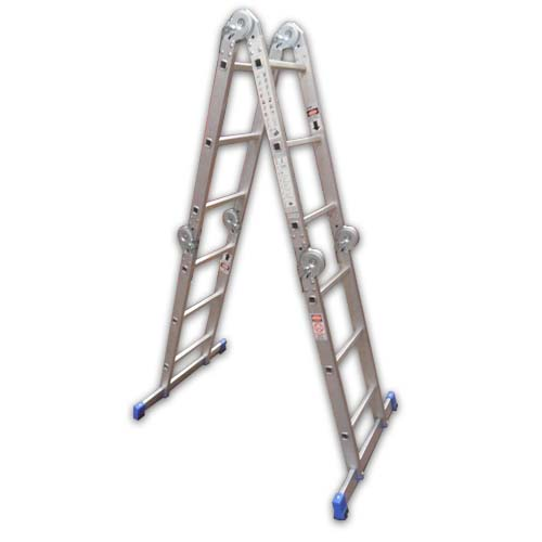 XTEND Description: Multi-Purpose Ladder  3 Section combination Also available: 3 x 7, 3 x 9, 3 x 11