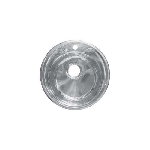 BREMEN Sink • With strainer • Stainless steel 201 • 0.7mm thickness • 180mm depth • ø510mm Code: JSC-5151