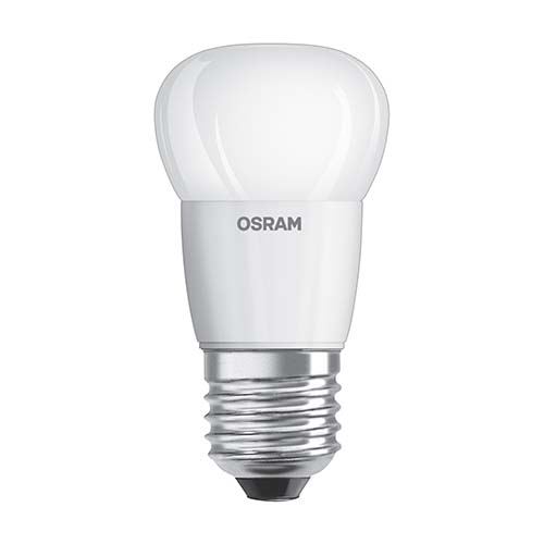 OSRAM Candle Bulb • E27 • Daylight (6500K) Available in: - 4.5W - 3.3W