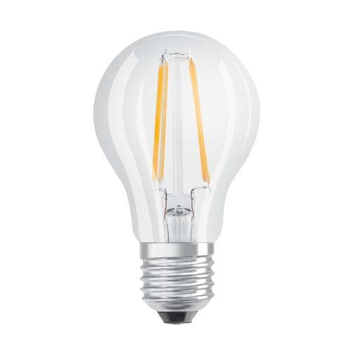 OSRAM LED Filament Bulb • 7W • E27 • Warm white (2700K) Code: LS CLA60