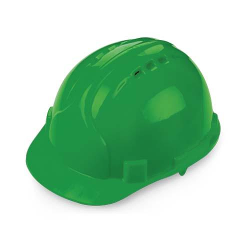 SOTER Description: Safety Helmet Color: Green Code: W-036