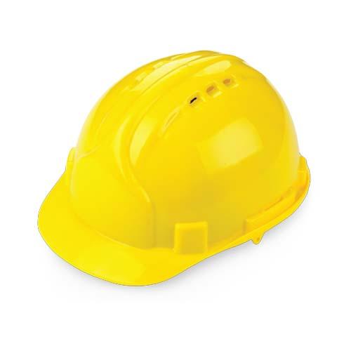 SOTER Description: Safety Helmet Color: Yellow Code: W-036