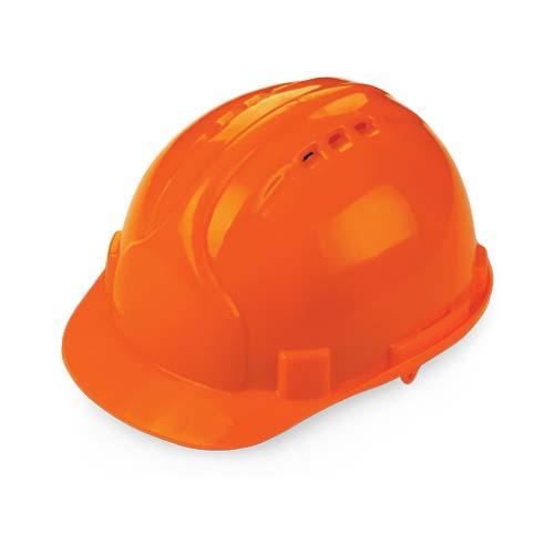SOTER Description: Safety Helmet Color: Orange Code: W-036
