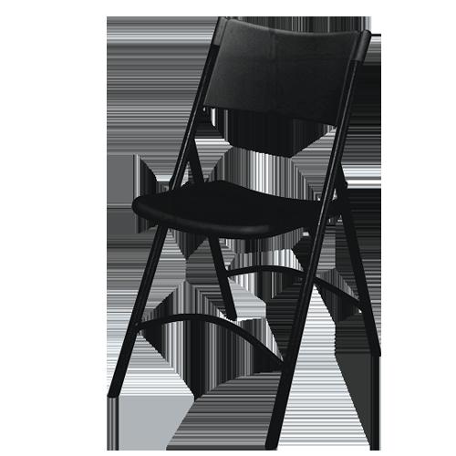 CTX Folding Chair • 470 x 556mm • Black Code: PC001X002