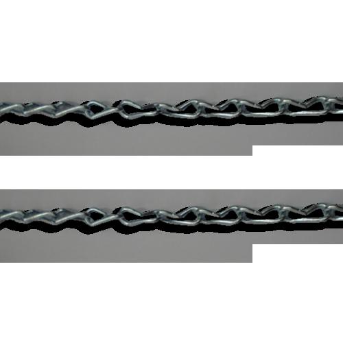 LINK Description: Single Jack Short Type Chain For decorative Size: 2mm x 100m Material: Zinc