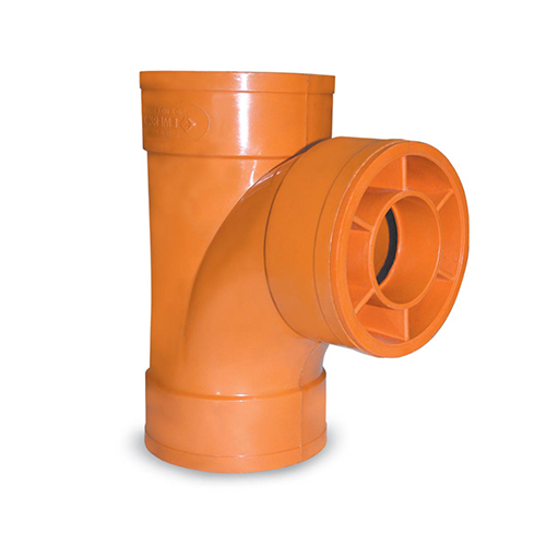 """EMERALD PVC Tee Reducer  Available in: - 3 x 2"""" - 4 x 2"""" - 4 x 3"""""""