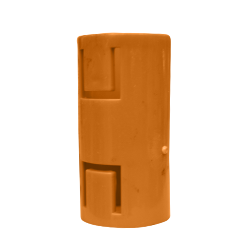 UNIDEX Electrical Pipe Connector Available in: - ½ in. - ¾ in. - 1 in.