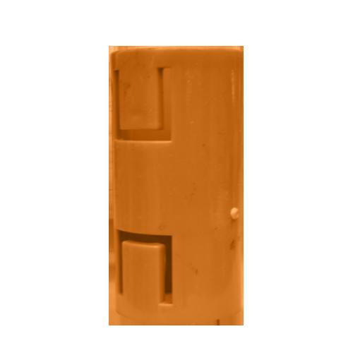 """UNIDEX Description: PVC Electrical Connector Sizes: 1/2"""", 1"""", 3/4"""""""