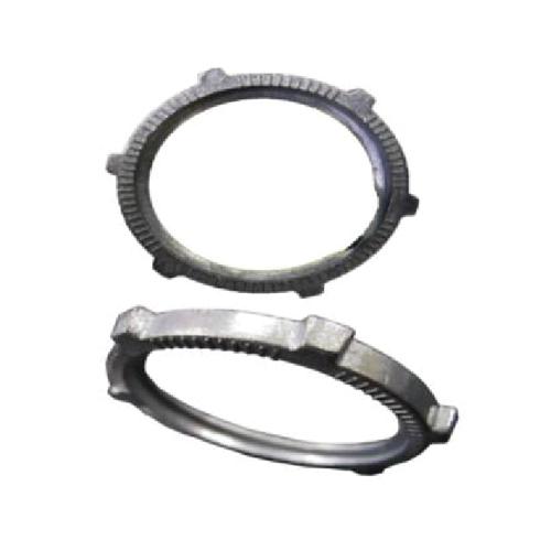 Locknut • Zinc Available in: - ½ in. - ¾ in. - 1 in.