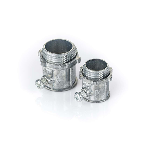 Set Screw Connector • Zinc die cast Available in: - ½ in. - ¾ in. - 1 in.