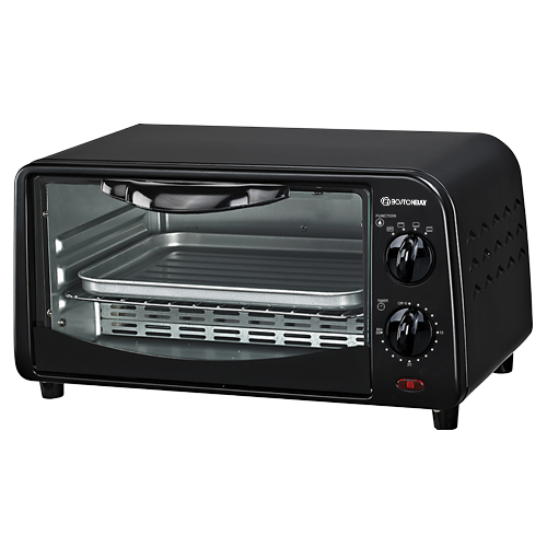BOSTON BAY Oven Toaster • 800W • 9 L capacity • 2 pcs. quartz heating element • Includes  - 1 aluminum baking tray  - 1 wire rack Code: GR09A2