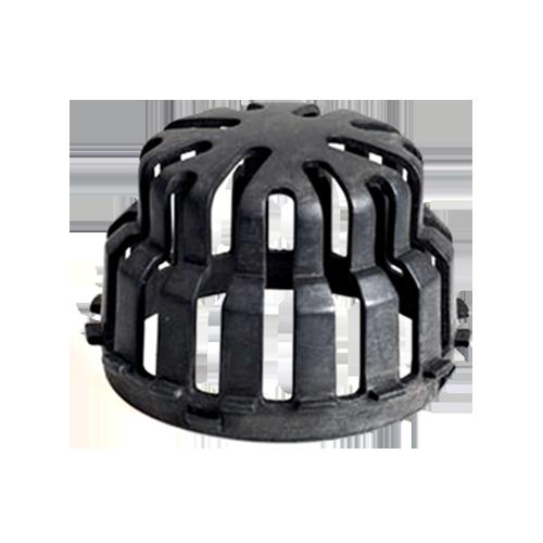 RELN Description: Leaf Guard/Atrium Deep profile: 129mm Code: 003506 Also available: Shallow profile 75mm