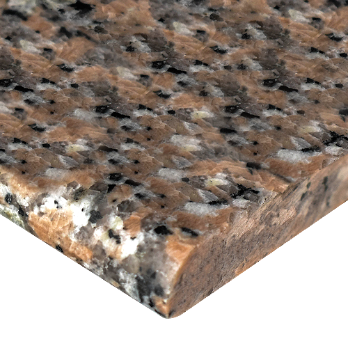 XIAMEN Slabs • Brown / Rosa • Natural granite • 2cm thickness Code: LG628  Available in: - 60 x 180cm - 60 x 240cm