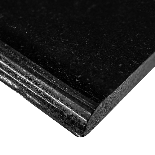 BANGALORE Slabs • Absolute black • Granite • 2cm thickness Available in: - 60 x 180cm - 60 x 240cm