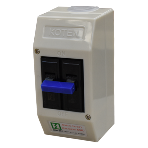 KOTEN Safety Breaker Available in: - 2P 20A - 2P 30A