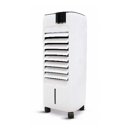 BOSTON BAY Portable Air Cooler • 7 L water tank • 600 m³/h air volume • Warranty - 1 year on parts Code: BB-ACLR707