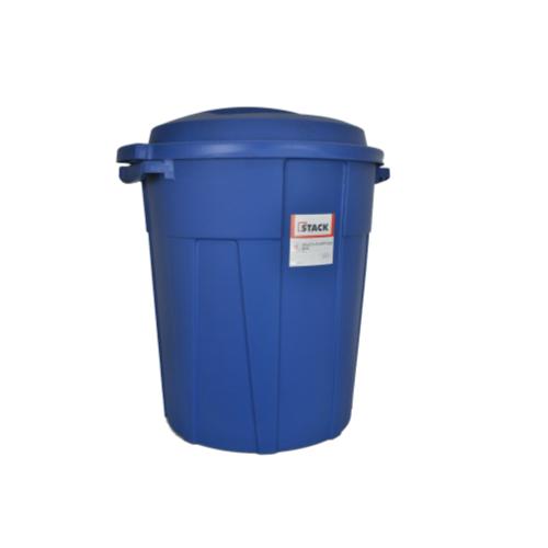 STACK Multi-purpose Bin • Blue • 60 liter capacity • UV resistant materials • Made of heavy duty plastic Code: RBC819-0060