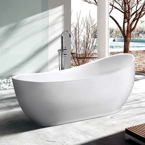 <strong>RAVONI</strong> <br /><br />Description: Bathtub With Drain <br /><br />Size: 1800 x 890 x 780mm <br />Water capacity: 250L <br />Seating capacity: 1 person <br />Color: White <br/> Code: SP1883
