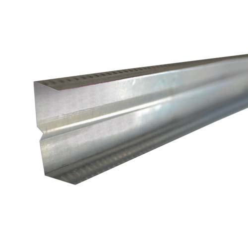 Description: Carrying Channel  Size: 12 x 38 x 5000mm  Thickness: .80mm