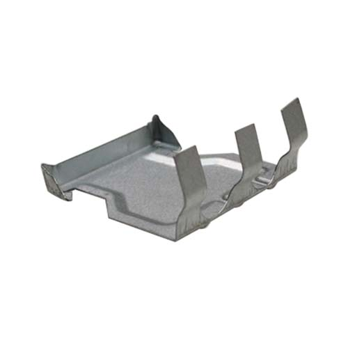 Description: Wall Clip Double Size: 50mm