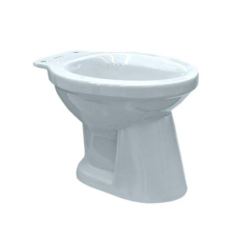 ROYAL TERN Description: Bowl  With seat cover Color: P.Blue Code: C-1201 MYNAH