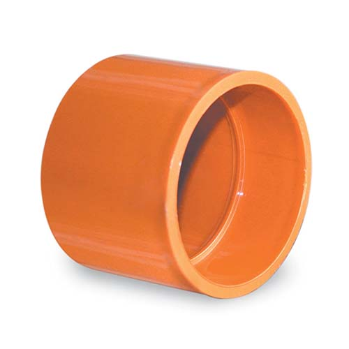 "EMERALD Description: PVC Plain Coupling Sizes: 2"", 3"", 4"""