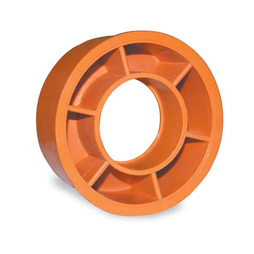 "EMERALD Description: PVC Bushing Reducer Sizes: 3 x 2"", 4 x 2"" 4 x 3"""