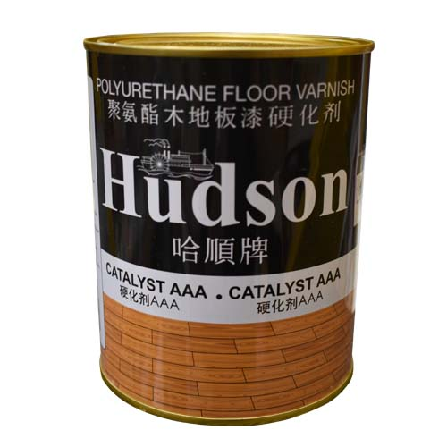 HUDSON Polyurethane Topcoat • With Catalyst Available in:  - 1qrt. - 1gal.