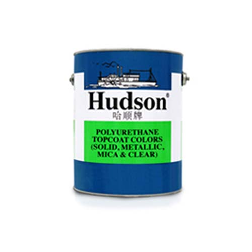 HUDSON Description: Polyurethane Topcoat  With Catalyst Content: 1gal