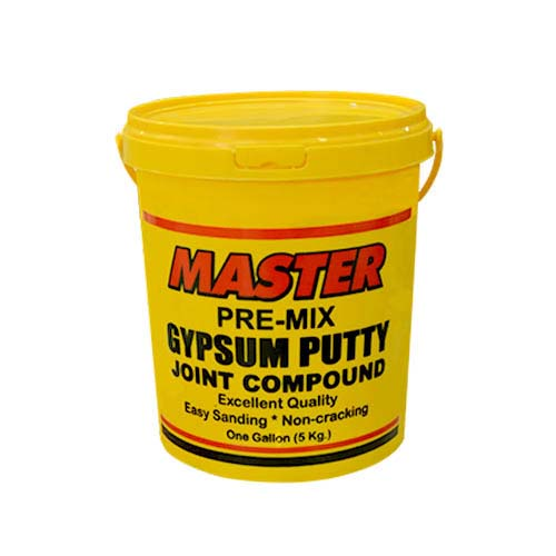 MASTER Description: Gypsum Putty Content: 1gal