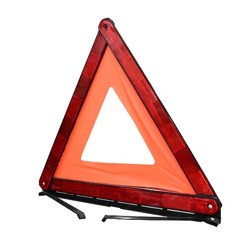 SOTER Description: Warning Triangle Size: 42.5cm Code: S-1624