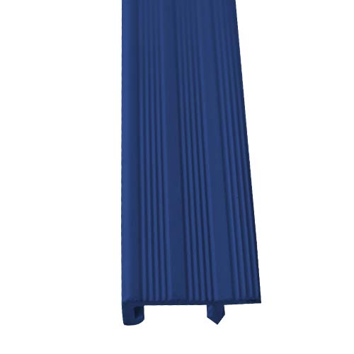 MASTER Description: Stair Nosing Material:  PVC Size: 40mm x 3m Color: Dark Blue Code: SS-04