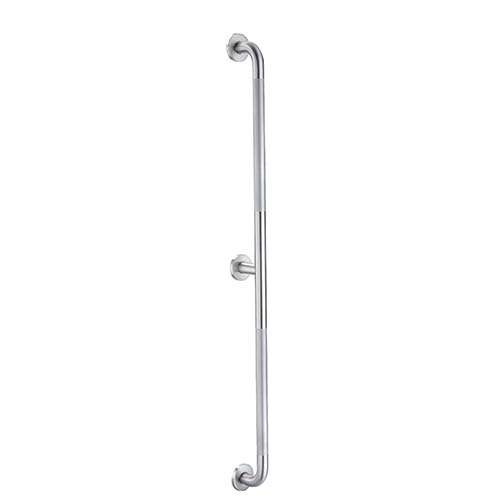 LA FONZA Safety Handrail • Straight  • Stainless steel 304 • 32 mm tube diameter • 1.2 mm tube thickness Size: 80 x 1268 x 98 mm Code: LB0A1599B10-12-DEC