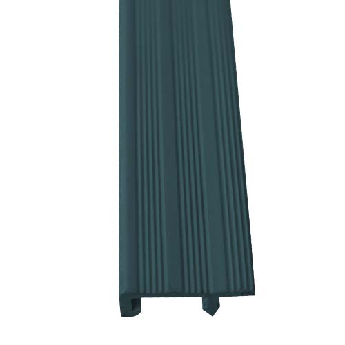 MASTER Description: Stair Nosing Material:  PVC Size: 40mm x 3m Color: Dark Green Code: SS-12