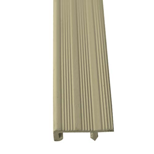 MASTER Stair Nosing • PVC • Beige Size: 40 mm x 3 m Code: SS-15