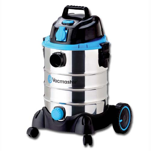 VACMASTER Description: Vacuum Cleaner 12 Accessories included Capacity: 23L Power Consumption: 1400w Code: VQ1423SWDC