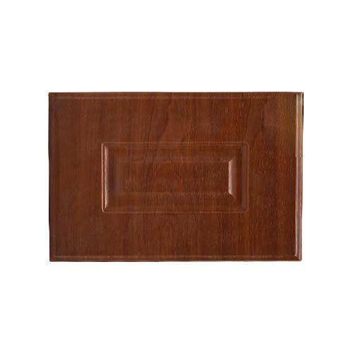 WOODTEK Drawer Face • Red oak Sizes: - 8 x 12 in. - 8 x 14 in. - 8 x 16 in. Code: DK0205-3D