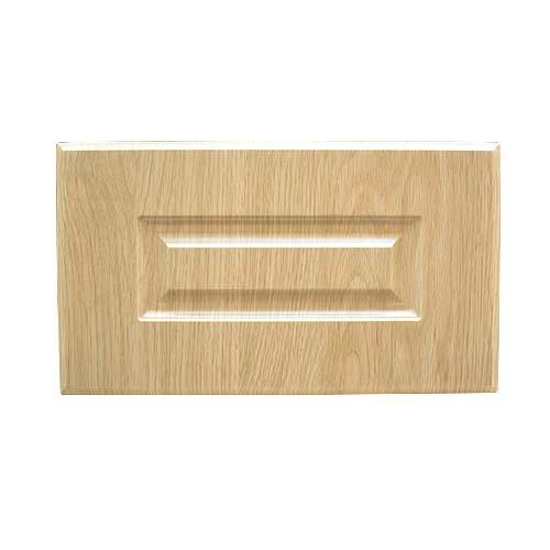 WOODTEK Drawer Face • Yellow oak Sizes: - 8 x 12 in. - 8 x 14 in. - 8 x 16 in. Code: KX53-1