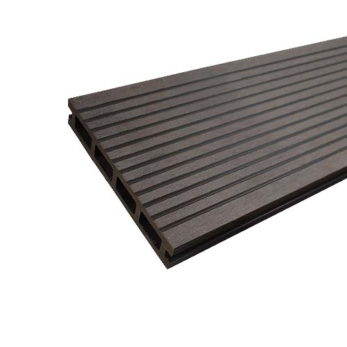 WOODTEK Decking  • WPC (Wood Plastic Composite) • Board • Chocolate Size: 25 x 140 x 2200 mm   Code: YT-003
