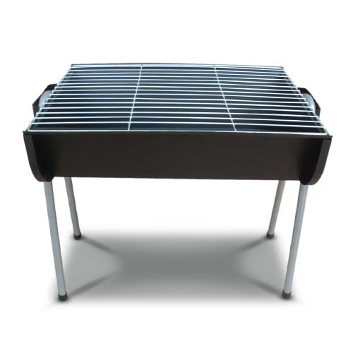 CTX Description: Barbecue Grill Chrome plated cooking grid Cooking area: 480 x 310mm Code: KY1815