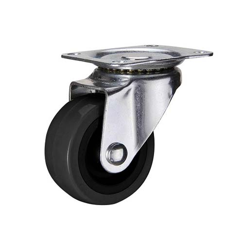 HAUSMANN Description: Swivel Caster Size: 1.5, 2, 2.5, 3 Material: Rubber
