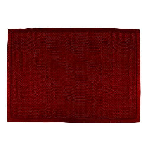 HAPPY HOME Aqua Safety Mat • Red Size: 50 x 70cm Code: FMS7000